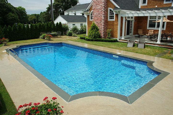 The price comparison of built in and above ground swimming for Built in swimming pools