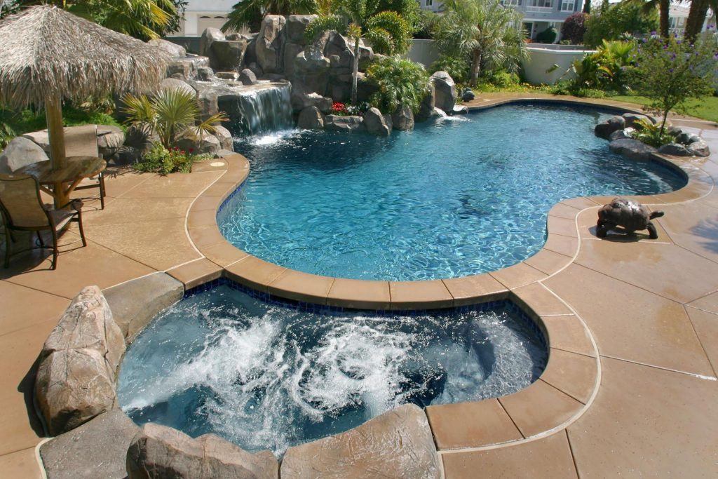 Austin Pool and Spa pools